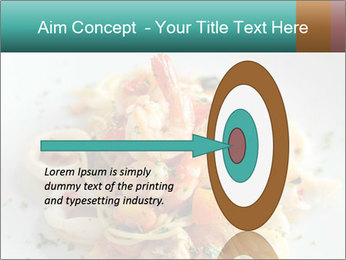 Seafood PowerPoint Template - Slide 83