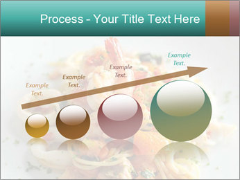Seafood PowerPoint Template - Slide 87