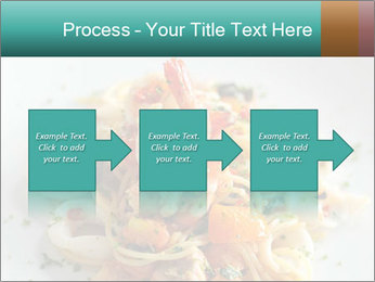 Seafood PowerPoint Template - Slide 88