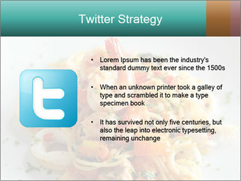 Seafood PowerPoint Template - Slide 9