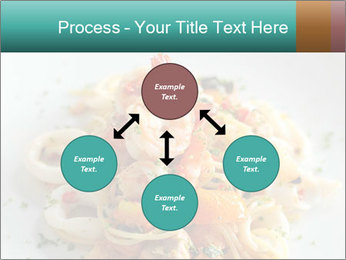 Seafood PowerPoint Template - Slide 91