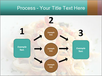 Seafood PowerPoint Template - Slide 92