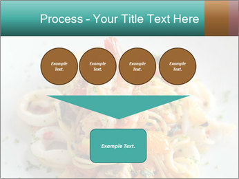 Seafood PowerPoint Template - Slide 93
