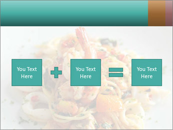 Seafood PowerPoint Template - Slide 95
