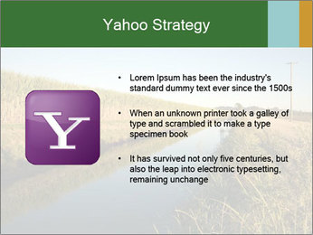 A sugar cane field PowerPoint Template - Slide 11