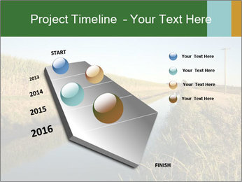 A sugar cane field PowerPoint Template - Slide 26