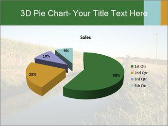 A sugar cane field PowerPoint Template - Slide 35