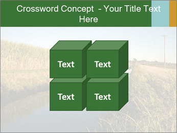 A sugar cane field PowerPoint Template - Slide 39