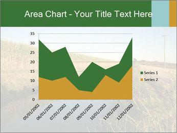 A sugar cane field PowerPoint Template - Slide 53