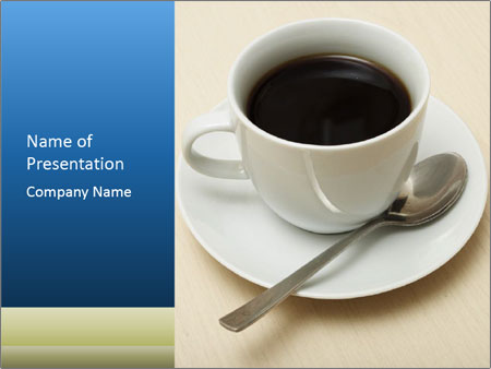 Coffe PowerPoint Templates