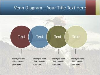 Romantic woman PowerPoint Template - Slide 32