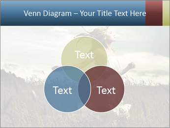 Romantic woman PowerPoint Template - Slide 33