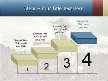 Romantic woman PowerPoint Template - Slide 64