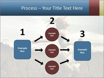 Romantic woman PowerPoint Template - Slide 92