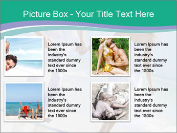 Happy couple PowerPoint Template - Slide 14