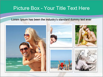 Happy couple PowerPoint Template - Slide 19