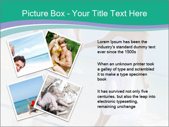 Happy couple PowerPoint Template - Slide 23