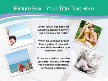 Happy couple PowerPoint Template - Slide 24