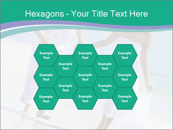 Happy couple PowerPoint Template - Slide 44