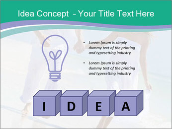 Happy couple PowerPoint Template - Slide 80