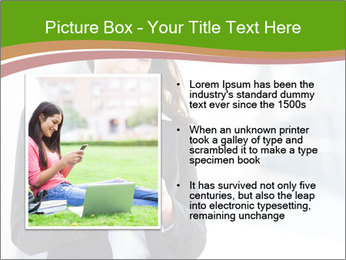 Black businesswoman PowerPoint Template - Slide 13