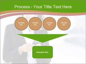 Black businesswoman PowerPoint Template - Slide 93