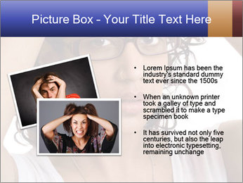 Troubled woman PowerPoint Templates - Slide 20