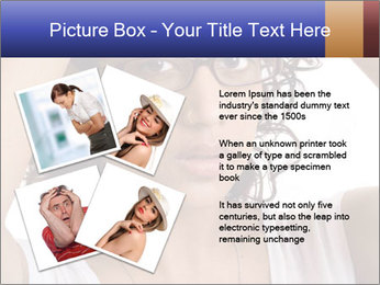 Troubled woman PowerPoint Templates - Slide 23
