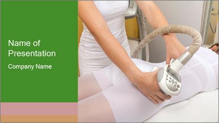 Massage PowerPoint Template