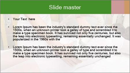 Massage PowerPoint Template - Slide 2