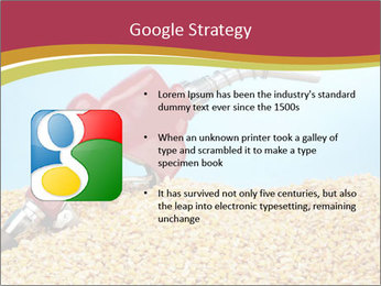 Gas pump PowerPoint Template - Slide 10