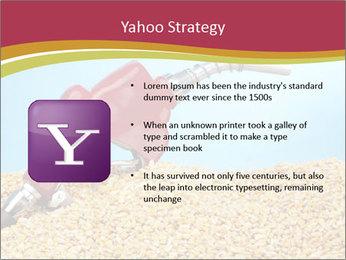 Gas pump PowerPoint Template - Slide 11