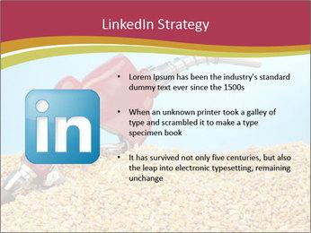 Gas pump PowerPoint Template - Slide 12