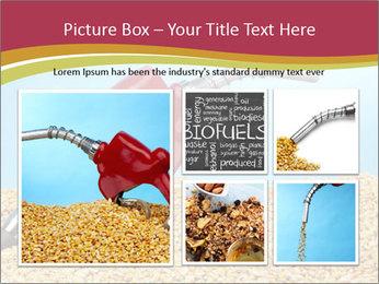 Gas pump PowerPoint Template - Slide 19
