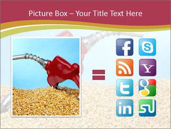 Gas pump PowerPoint Template - Slide 21