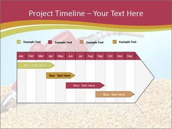 Gas pump PowerPoint Template - Slide 25