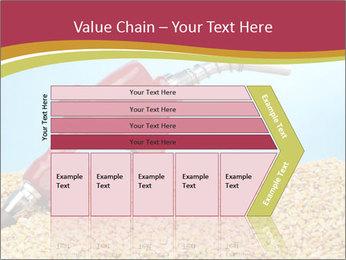 Gas pump PowerPoint Template - Slide 27