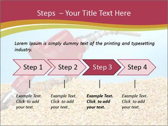 Gas pump PowerPoint Template - Slide 4
