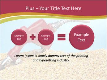 Gas pump PowerPoint Template - Slide 75