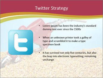 Gas pump PowerPoint Template - Slide 9