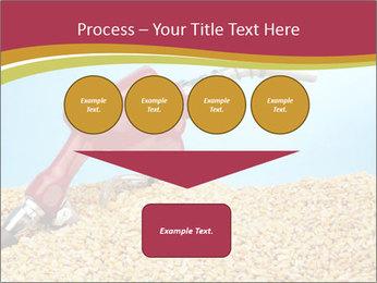 Gas pump PowerPoint Template - Slide 93
