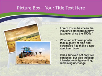 Farmer cultivating PowerPoint Template - Slide 20