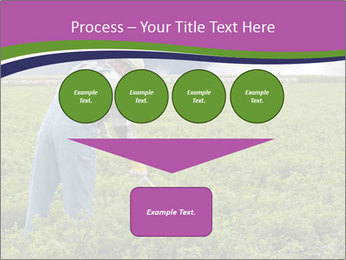 Farmer cultivating PowerPoint Template - Slide 93