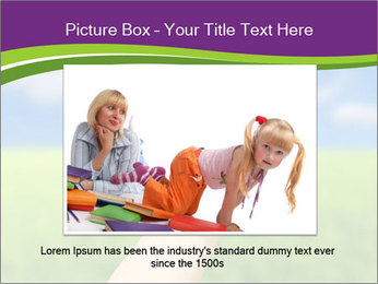 Family Protection PowerPoint Template - Slide 16