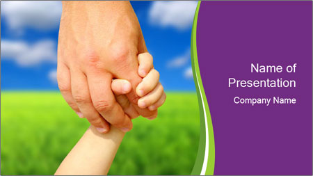 Family Protection PowerPoint Template