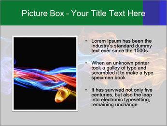 Fire PowerPoint Template - Slide 13