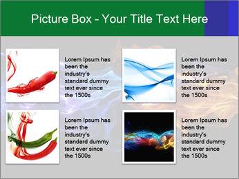 Fire PowerPoint Template - Slide 14