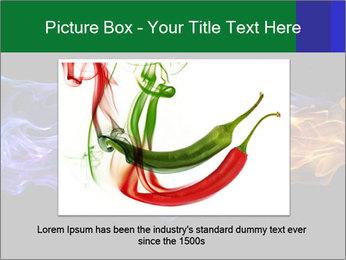 Fire PowerPoint Template - Slide 15