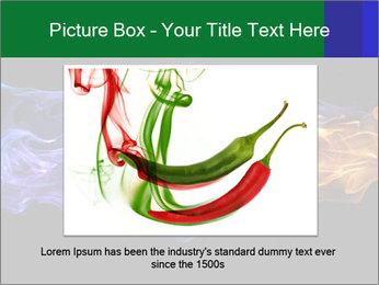 Fire PowerPoint Template - Slide 16