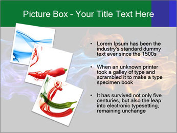 Fire PowerPoint Template - Slide 17